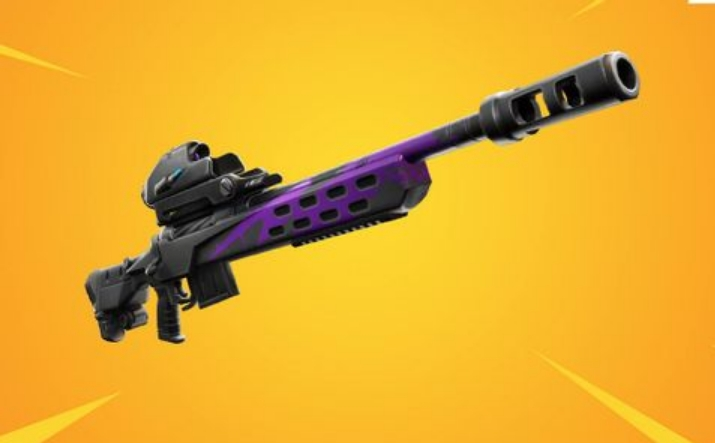 Where To Find The Storm Scout Rifle In Fortnite Season 5