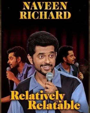 Relatively Relatable by Naveen Richard (2020)